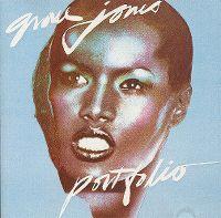 Cover Grace Jones - Portfolio