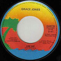 Cover Grace Jones - Use Me
