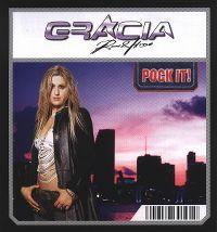 Cover Gracia - Run & Hide