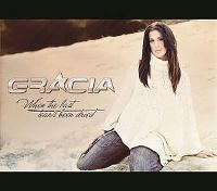 Cover Gracia - When The Last Tear's Been Dried