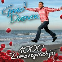 Cover Grad Damen - 1000 zomersproetjes