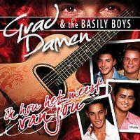 Cover Grad Damen & The Basily Boys - Ik hou het meest van jou