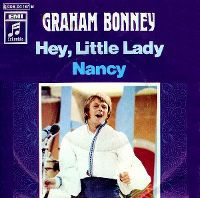 Cover Graham Bonney - Hey, Little Lady