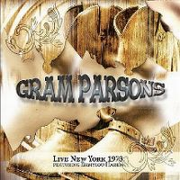 Cover Gram Parsons feat. Emmylou Harris - Live New York 1973