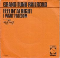 Cover Grand Funk Railroad - Feelin' Alright