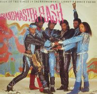 Cover Grandmaster Flash - Sign Of The Times