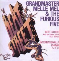 Cover Grandmaster Melle Mel & The Furious Five - Beat Street Breakdown