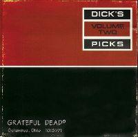 Cover Grateful Dead - Dick's Picks - Volume Two