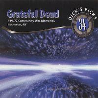 Cover Grateful Dead - Dick's Picks 34