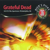 Cover Grateful Dead - Dick's Picks 36