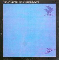Cover Grateful Dead - Historic Dead