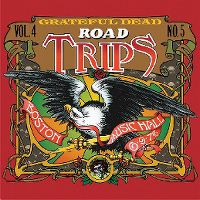 Cover Grateful Dead - Road Trips Vol. 4 No. 5
