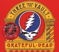 Cover Grateful Dead - Three From The Vault