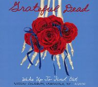 Cover Grateful Dead - Wake Up To Find Out - Nassau Coliseum, Uniondale, NY 3/29/90