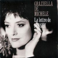 Cover Graziella de Michèle - La lettre de Jersey