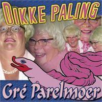 Cover Gré Parelmoer - Dikke paling