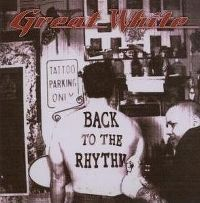 Cover Great White - Back To The Rhythm