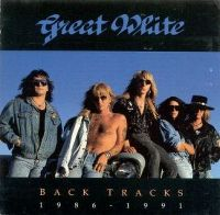 Cover Great White - Back Tracks 1986-1991
