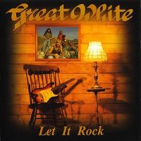 Cover Great White - Let It Rock