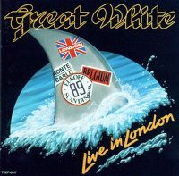 Cover Great White - Live In London