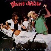 Cover Great White - Recovery: Live!