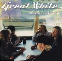 Cover Great White - Rollin' Stoned