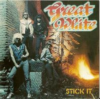 Cover Great White - Stick It