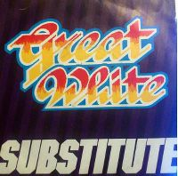 Cover Great White - Substitute