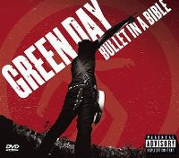 Cover Green Day - Bullet In A Bible