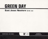 Cover Green Day - East Jesus Nowhere