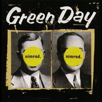 Cover Green Day - Nimrod