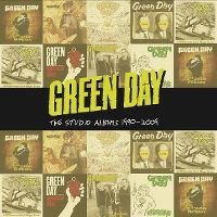 Cover Green Day - The Studio Albums 1990-2009