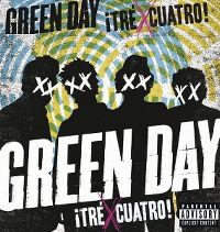 Cover Green Day - ¡Tré / Cuatro!