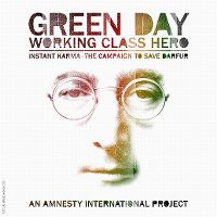 Cover Green Day - Working Class Hero