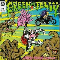 Cover Green Jellÿ - Cereal Killer - Soundtrack