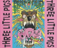 Cover Green Jellÿ - Three Little Pigs