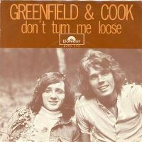 Cover Greenfield & Cook - Don't Turn Me Loose