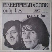 Cover Greenfield & Cook - Only Lies