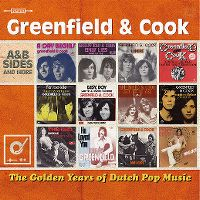 Cover Greenfield & Cook - The Golden Years Of Dutch Pop Music