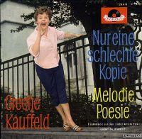 Cover Greetje Kauffeld - Nur eine schlechte Kopie