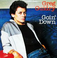 Cover Greg Guidry - Goin' Down
