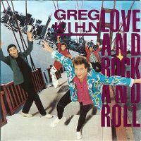 Cover Greg Kihn - Love And Rock And Roll