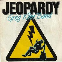 Cover Greg Kihn Band - Jeopardy