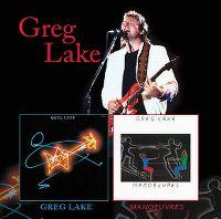 Cover Greg Lake - Greg Lake / Manouevres