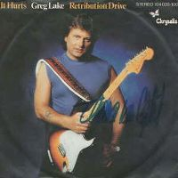 Cover Greg Lake - It Hurts