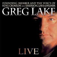 Cover Greg Lake - Live