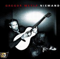 Cover Gregor Meyle - Niemand