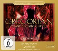 Cover Gregorian - Chants & Visions Chapter I