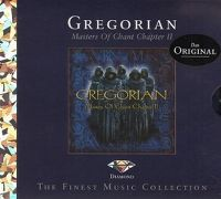 Cover Gregorian - Masters Of Chant - Chapter II