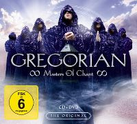 Cover Gregorian - Masters Of Chant 8